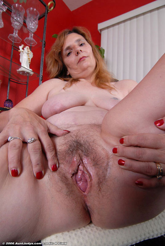 White granny panties porn