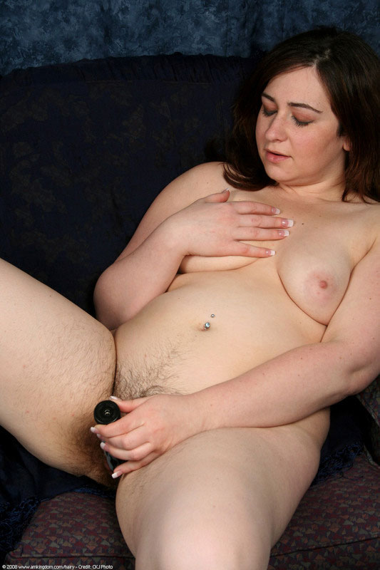 Hairy brunette fucked by doctor