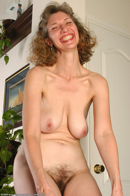Naked Old Curly Haired Women 60