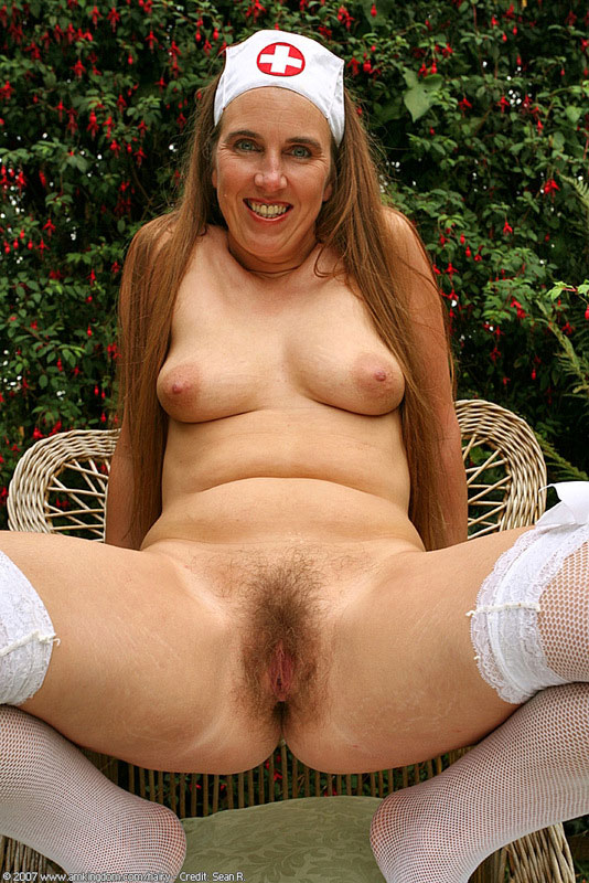 nurses nude real Mature