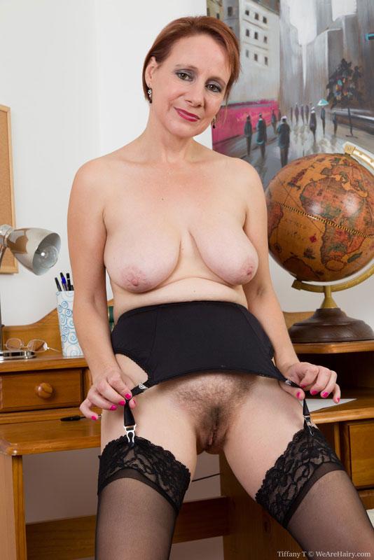 Pretty longhaired brunette in hot pov scene 5