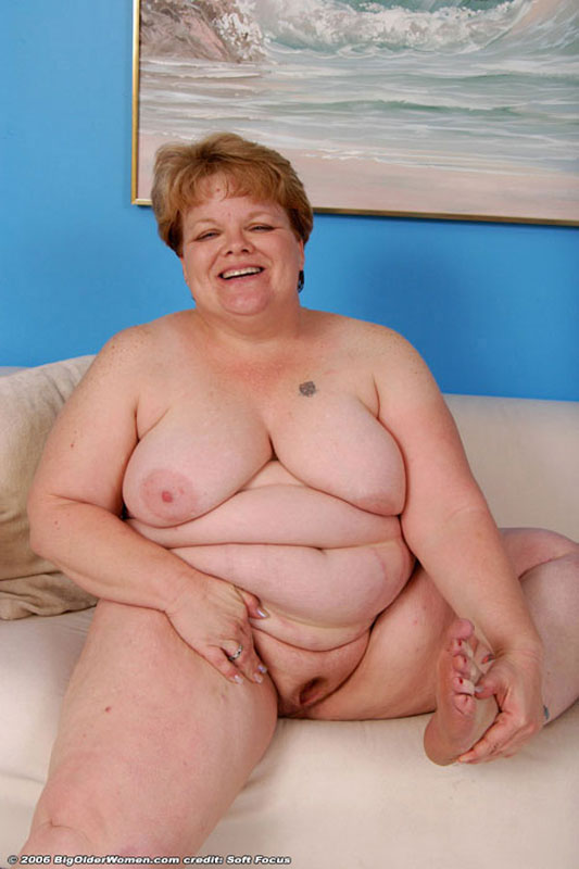 Gallery of fat mature woman