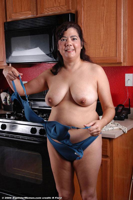 Chubby housewife mature nude opinion