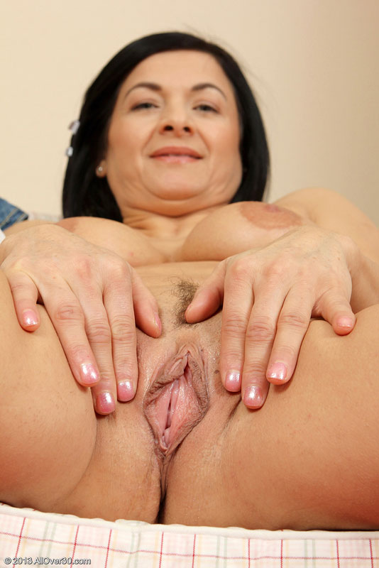 Hot brunette takes fat cock in her ass at the plant - 3 part 2